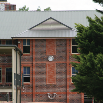 Armidale School Clock