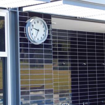 Macquarie Uni Wall Clock