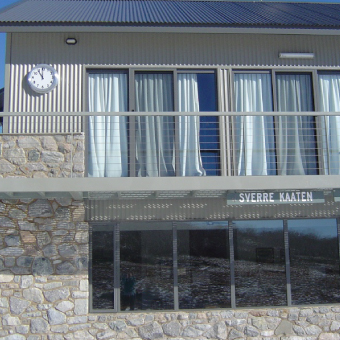 Perisher Outdoor Clock